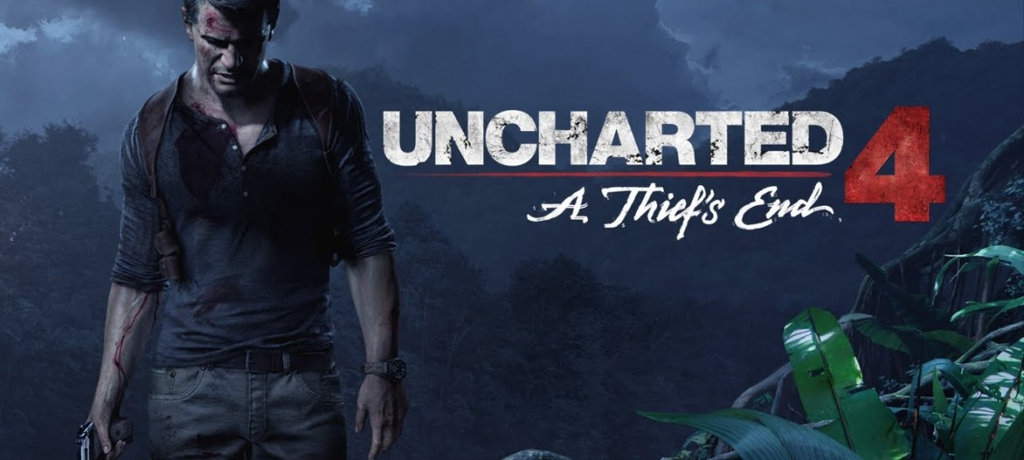 uncharted 4 jeu gold