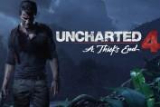 uncharted 4 jeu gold