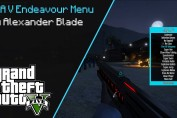 Endeavour mod gta 5 version 1.4 & 1.5