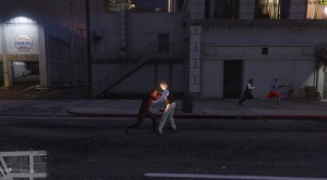 mod gta 5 super héros the flash 05