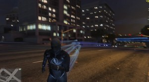 mod gta 5 super héros the flash 12