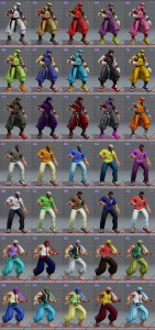 street fighter 5 costumes et couleurs 08