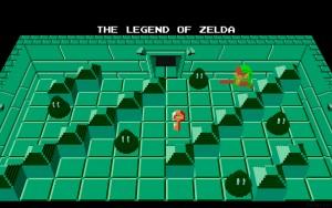 zelda tribune jeu gratuit voxel 3D 02