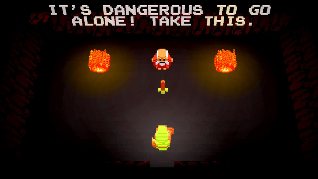 zelda tribune jeu gratuit voxel 3D 04