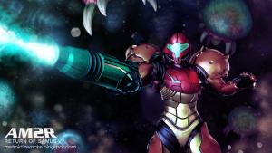 metroid 2 remake am2r