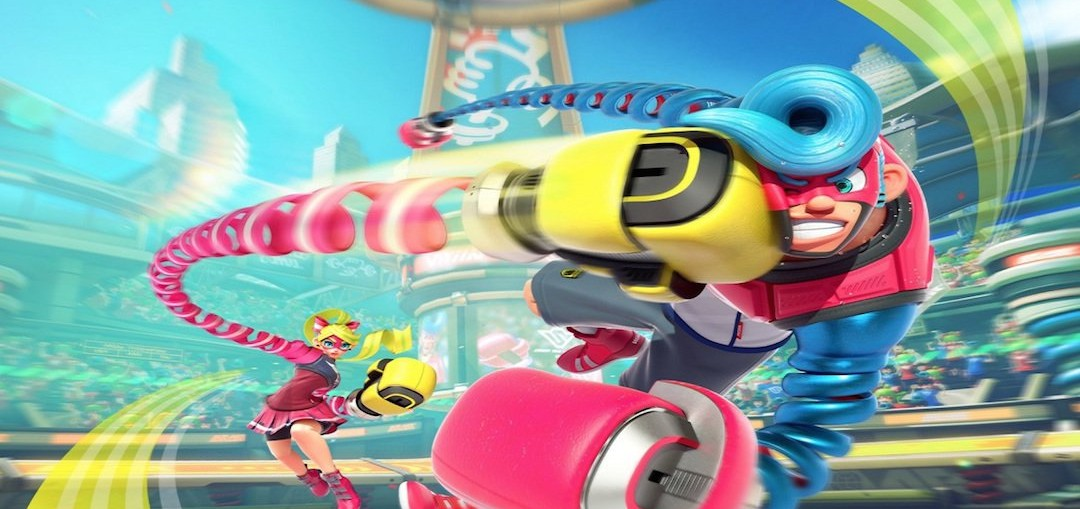 arms exclu switch