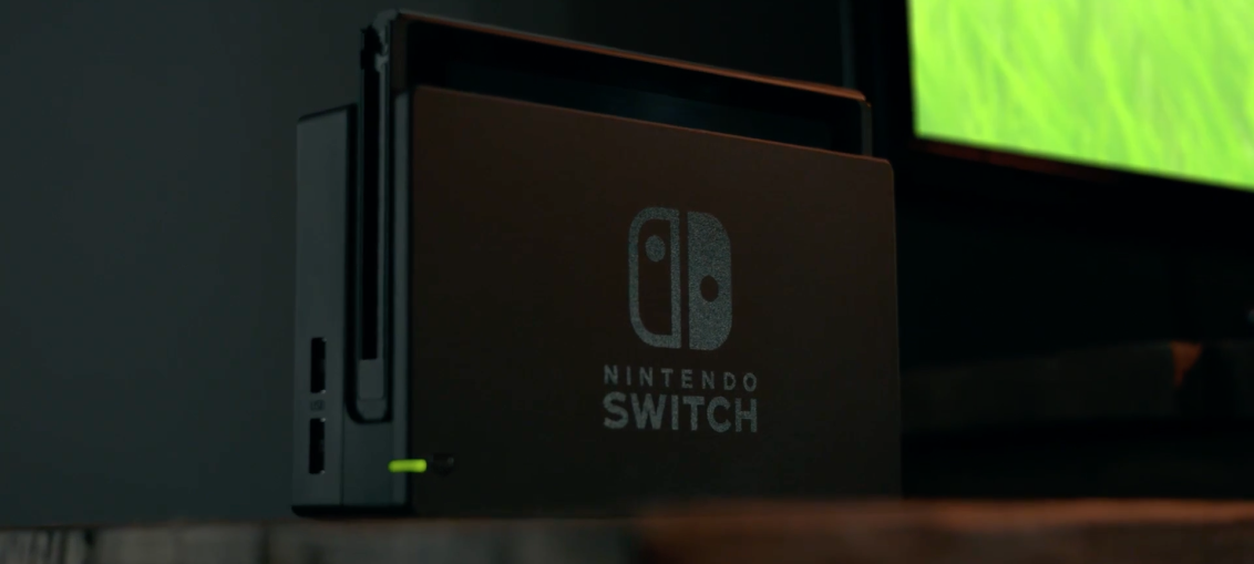 console switch nintendo