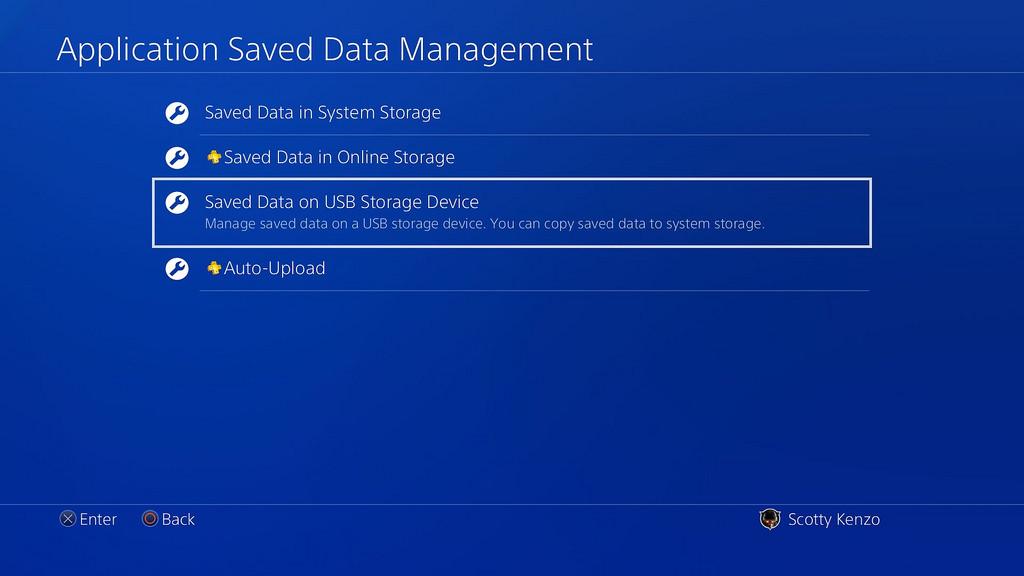 disque dur externe PS4