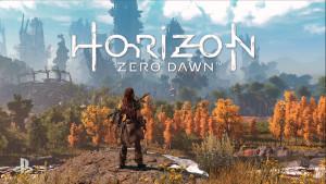 horizon zero dawn lancement