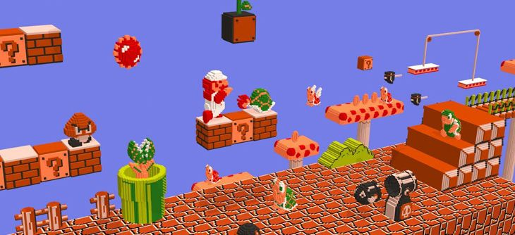 super mario bros rom hack