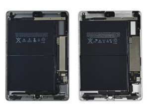 nouvel iPad 2017 demontage