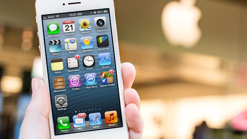 iPhone 5 iOS 10.3