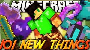 101 new things mod minecraft 1