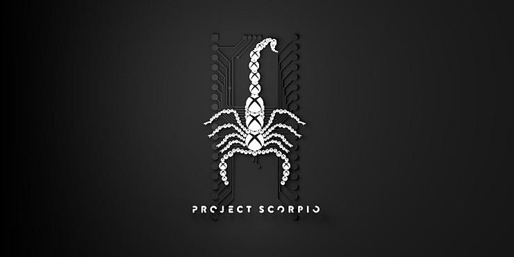 logo xbox scorpio