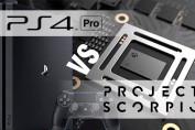 scorpio contre ps4 pro
