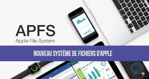 apfs gestion fichiers apple