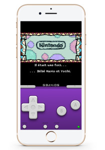émulateur gba4ios iPhone