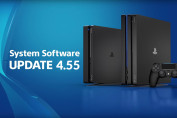 firmware ps4 4.55