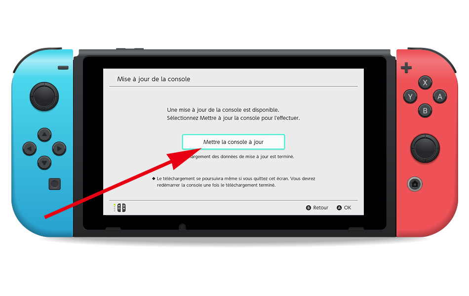 firmware update switch
