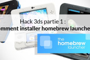 hack 3ds tuto homebrew launcher