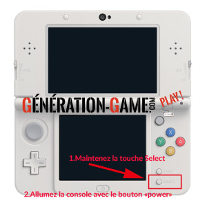 installation custom firmware 3ds