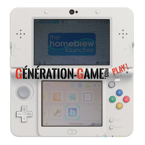 the home-brew launcher FBI hack 3ds