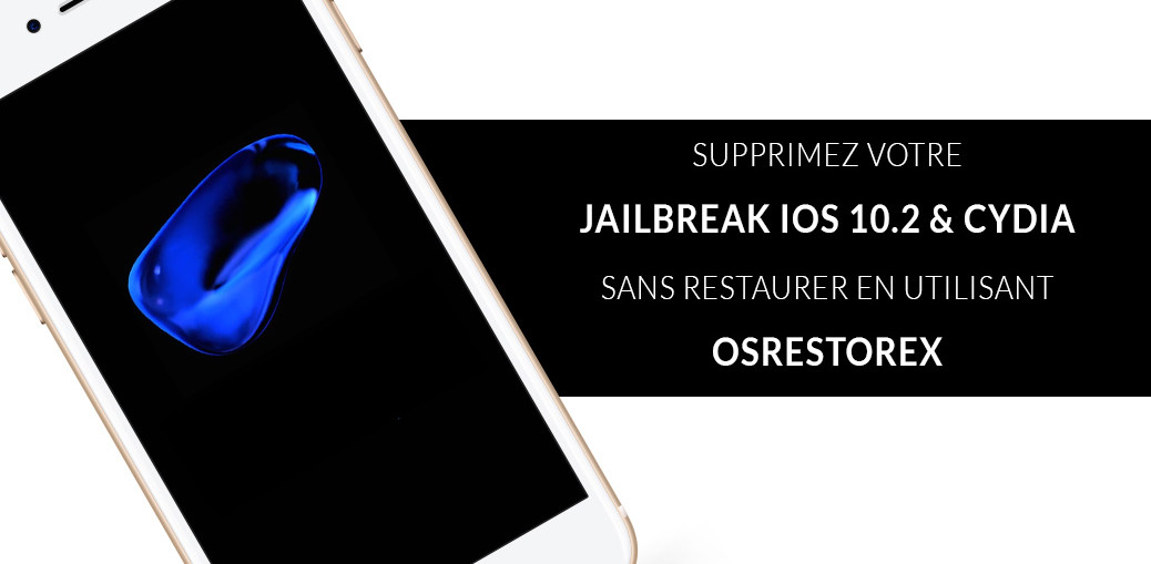 restaurer iPhone sans iTunes