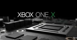 Nouvelle Xbox One X
