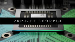 xbox scorpio microsoft