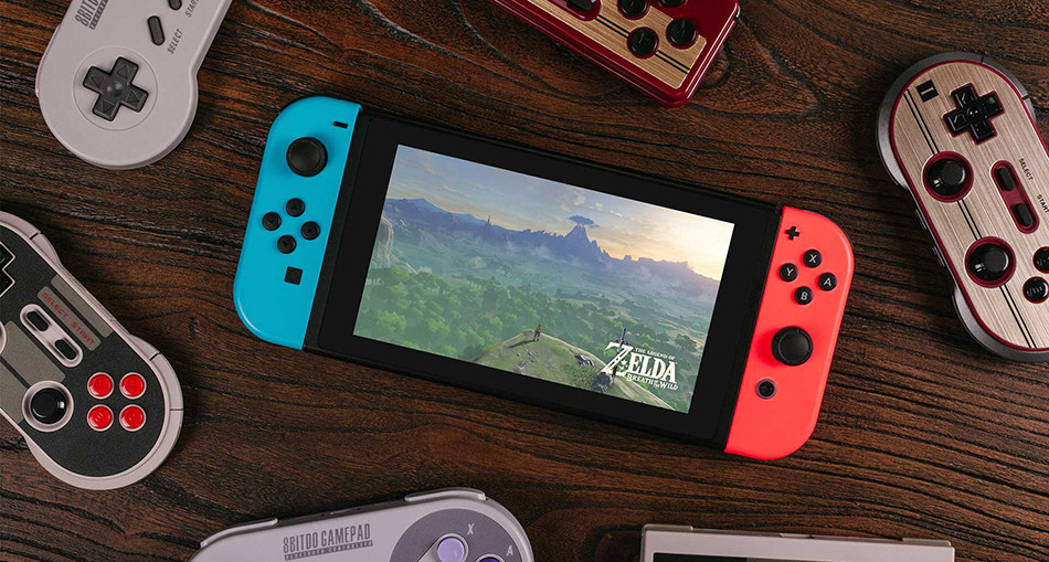 8bitdo nintendo switch