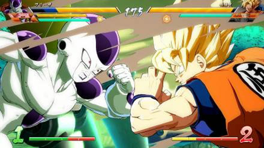 dragon ball fighters visuel 1