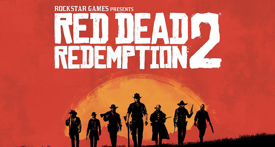 red dead redemption 2 jeu 4K console 2018