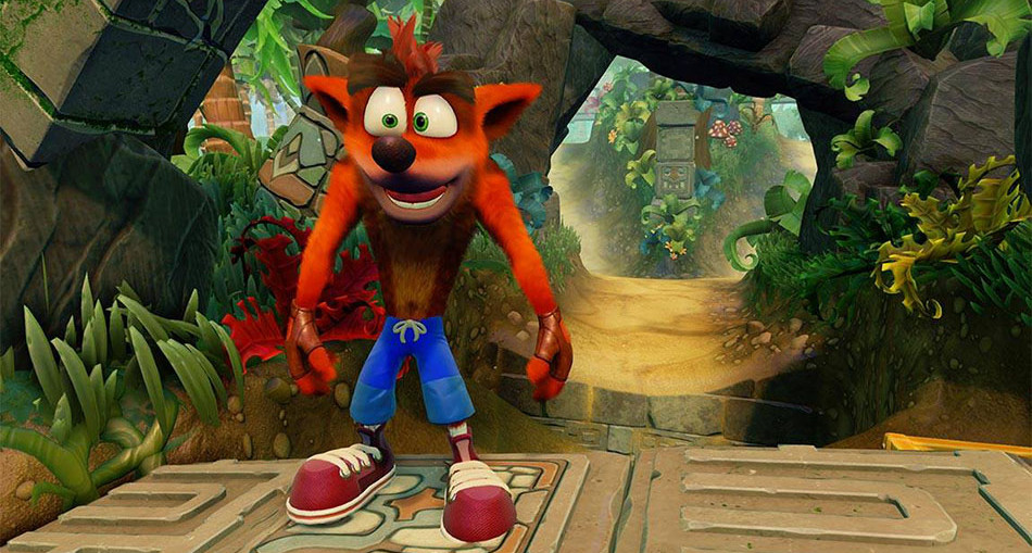 new crash bandiccot