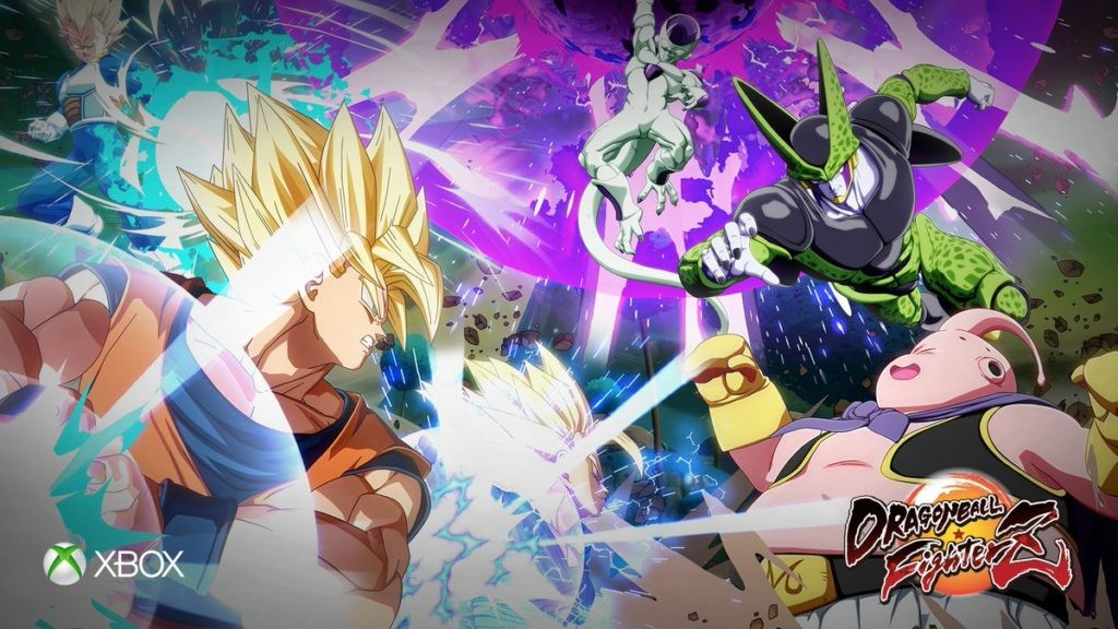 dragon ball fighter z new 2018