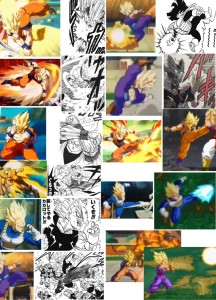 dragon ball fighter Z comparatif 2