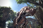 sony capcom monster hunter world