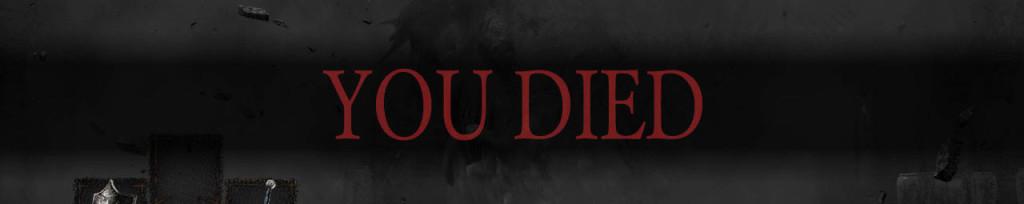 you die dark souls