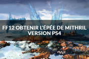 ff12 epee de mithril ps4