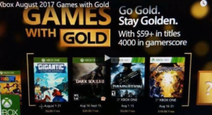 leak games with gold aout 2017