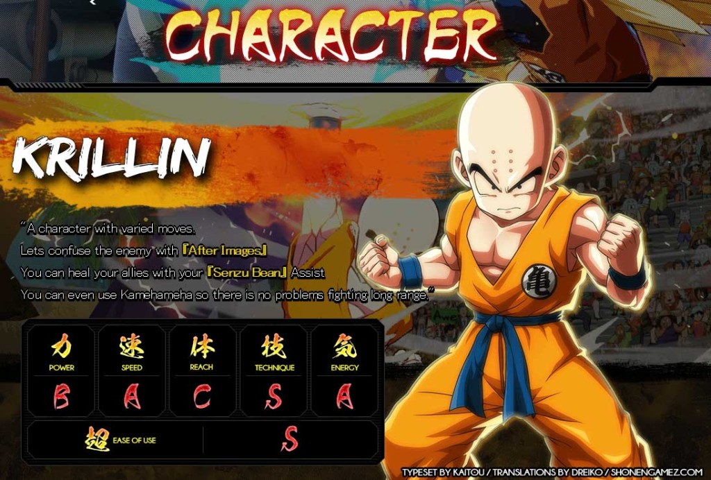 db-fighter-Z-stats-Krillin
