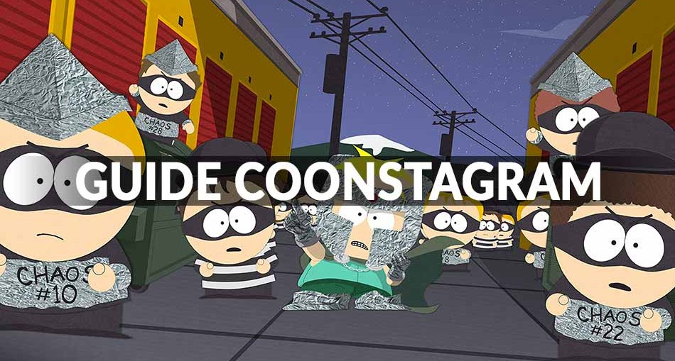 south-park-guide-coonstagram