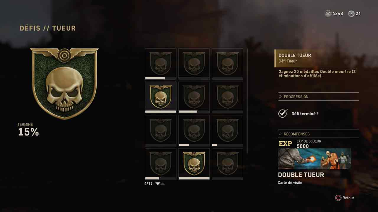 Comment XP Rapidement Call Of Duty Ww2 002
