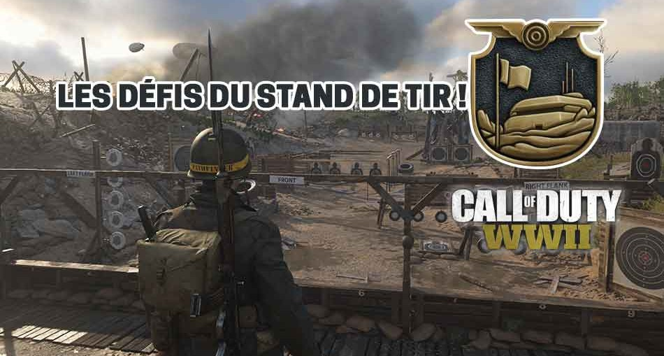 Defis Stand De Tir Cod WW2