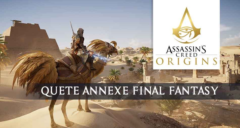 quete-final-fantasy-assassins-creed-origins
