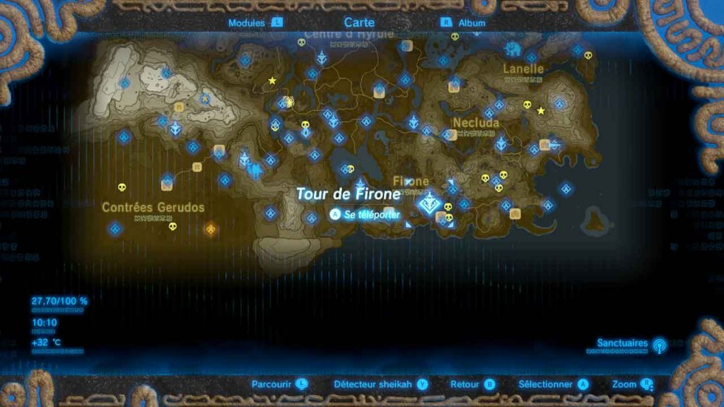 tour-de-firone-zelda-breath-of-the-wild-armure-spectrale
