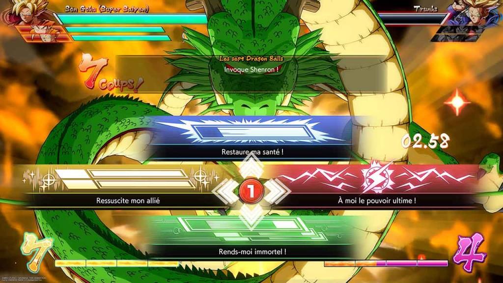 choix-voeu-dragon-shenron-dragon-ball-fighterz