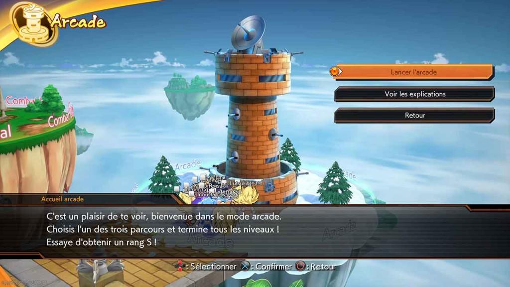mode-arcade-astuce-zenis-dragon-ball-fighterz