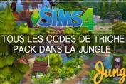 codes-de-triche-dans-la-jungle-les-sims-4