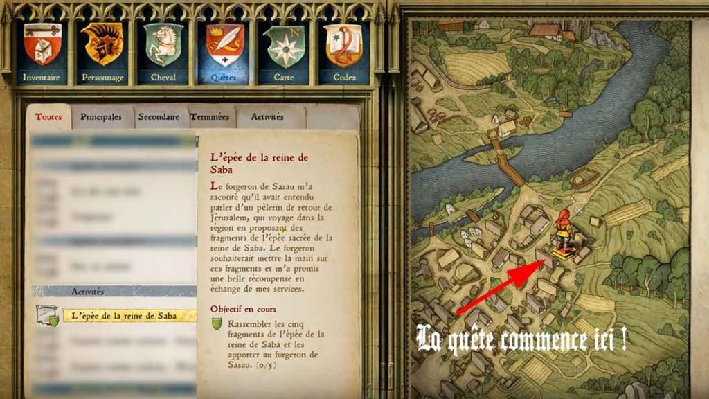 village-sasau-quete-epee-de-la-reine-saba-kingdom-come-deliverance