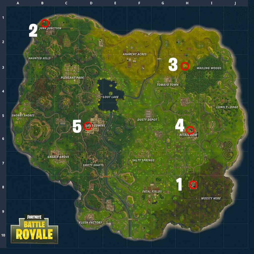 map-fortnite-danser-dans-differents-lieux-interdits